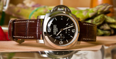 Panerai Luminor 1950 10 Days GMT (Ref. PAM00270) - Hands-On
