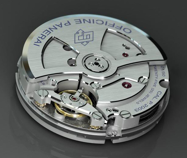Panerai Movement Cal. P.2003