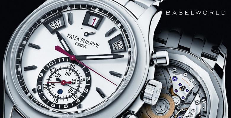 Patek Philippe 5960/1A Annual Calendar Chronograph - Baselworld 2014