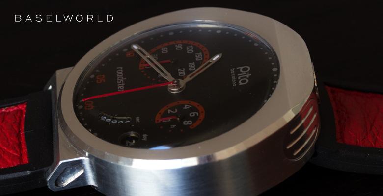 Pita Roadster Chronograph - Baselworld 2014