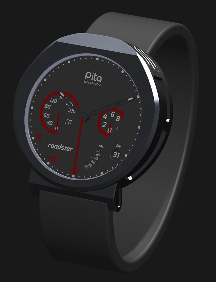 Pita Roadster - 3D Rendering