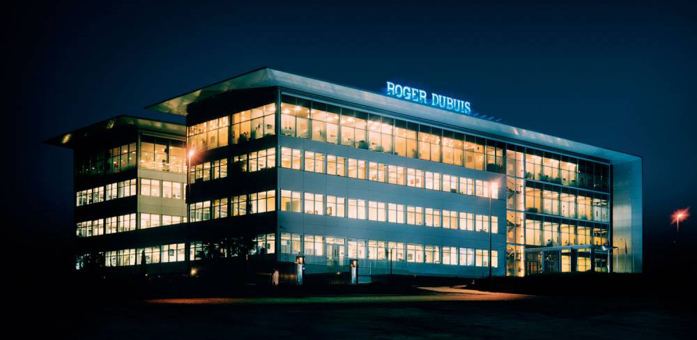 Roger Dubuis Manufacture in Meyrin Switzerland