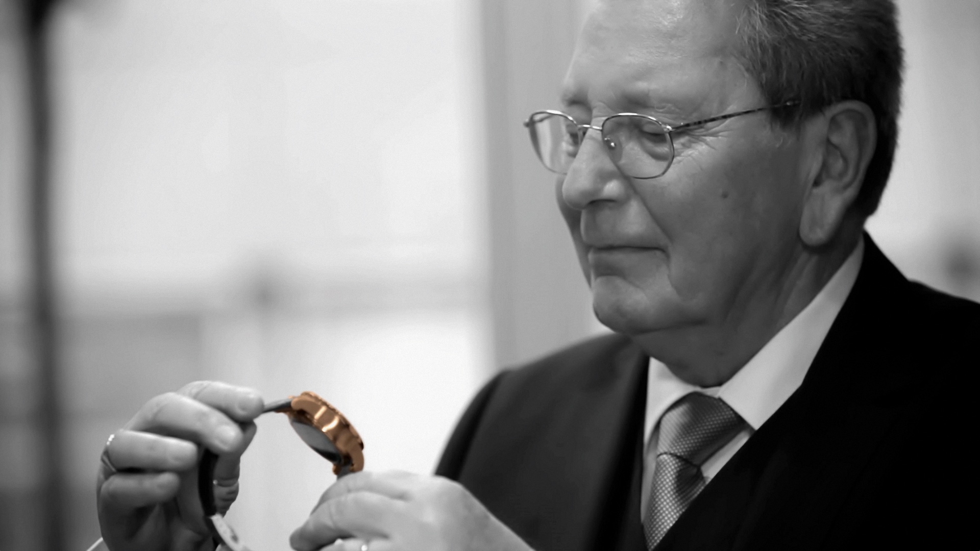 Mr Roger Dubuis (Watchmaker)