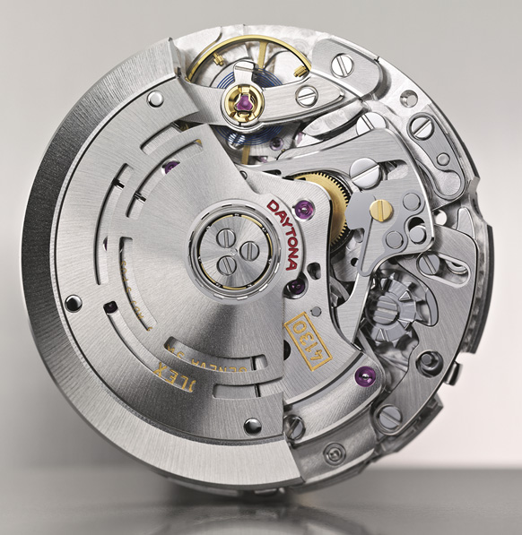 Calibre 4130 Manufacture Rolex of the Cosmograph Daytona