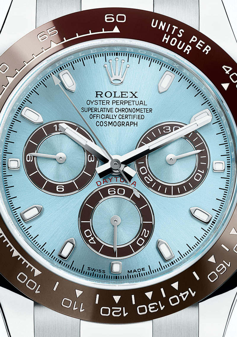Rolex Cosmograph Daytona Ref. 116506 - Dial