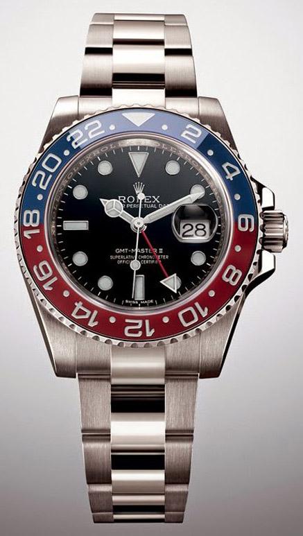 Rolex GMT-Master II (Ref. 116719BLRO)