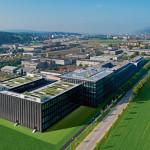 Rolex Manufacture Building
