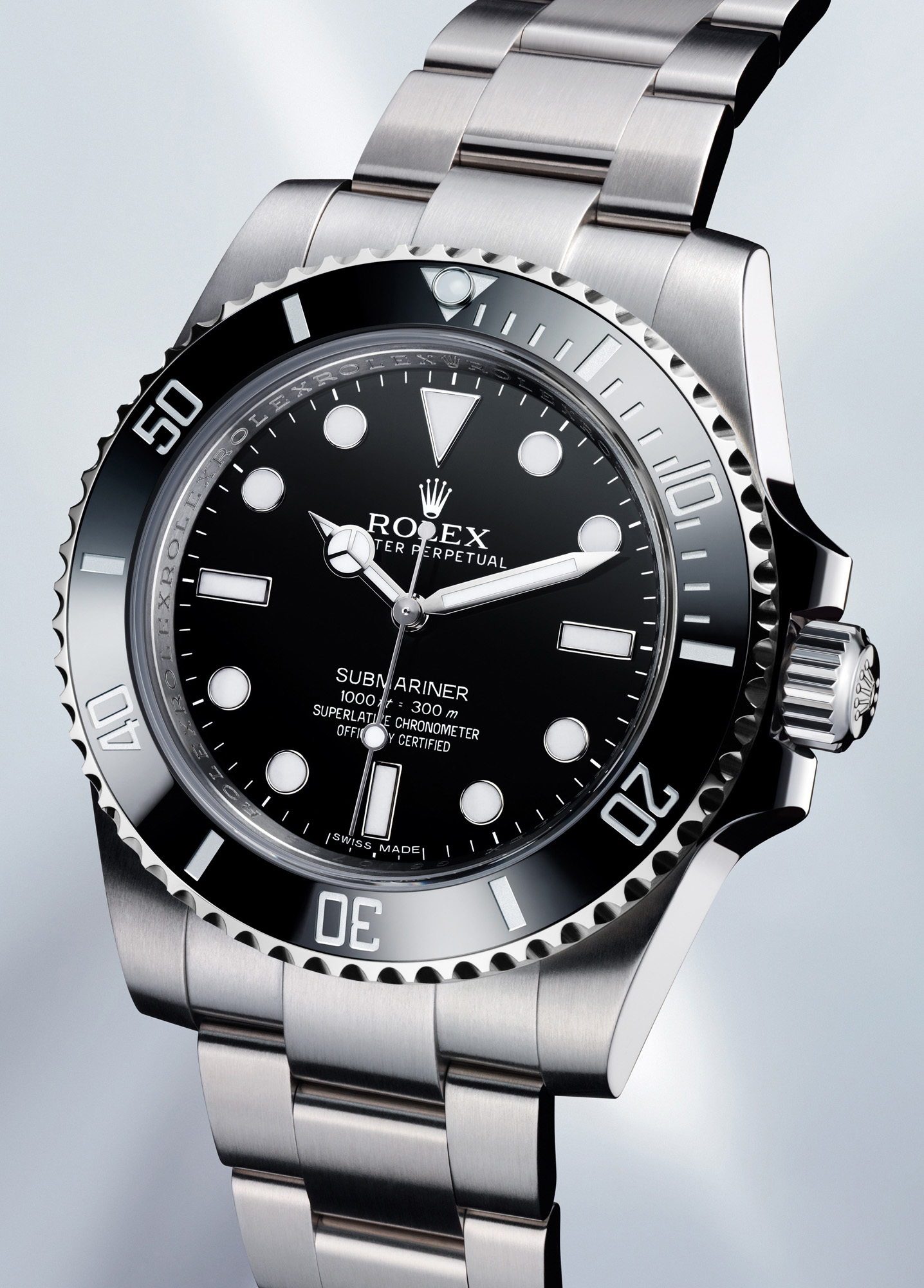 Replica Rolex Submariner Ref. 114060 - Dial