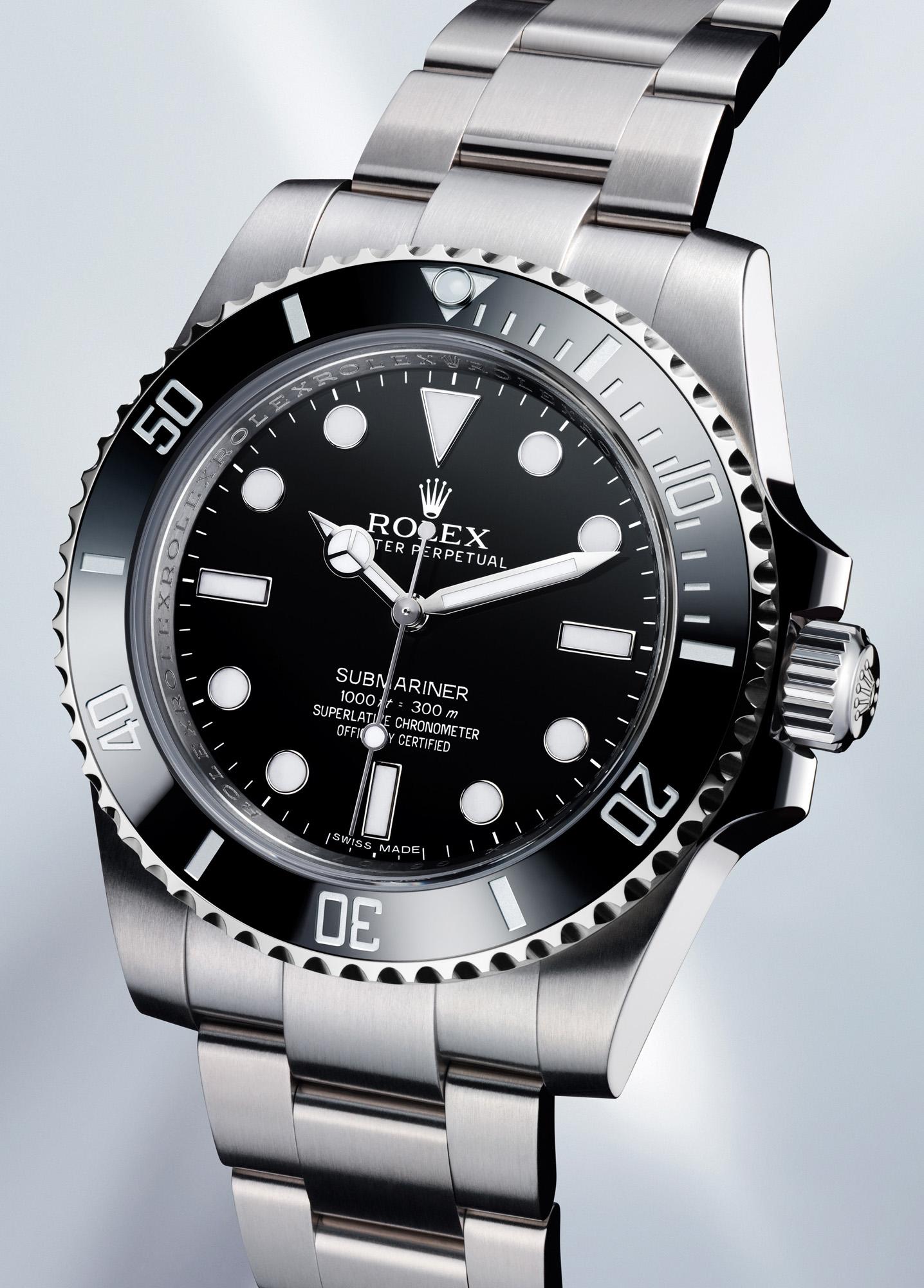 Rolex Submariner Ref. 114060 - Dial