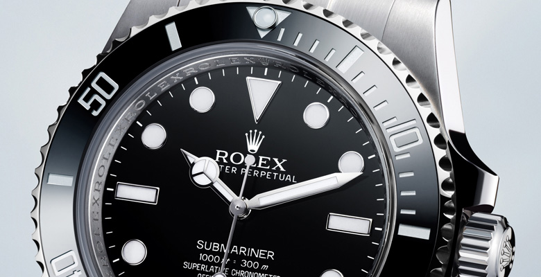 Rolex Submariner Ref. 114060 (NO DATE)