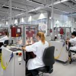 Rolex Workshop Press Picture