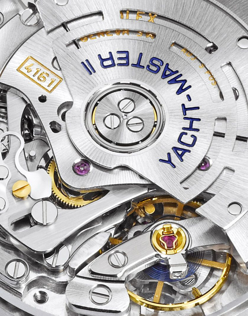 Rolex Yacht-Master II Movement - Calibre 4161