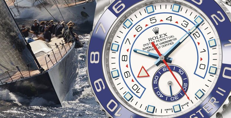 Rolex Yacht-Master II in Stainless Steel (Ref. 116680)