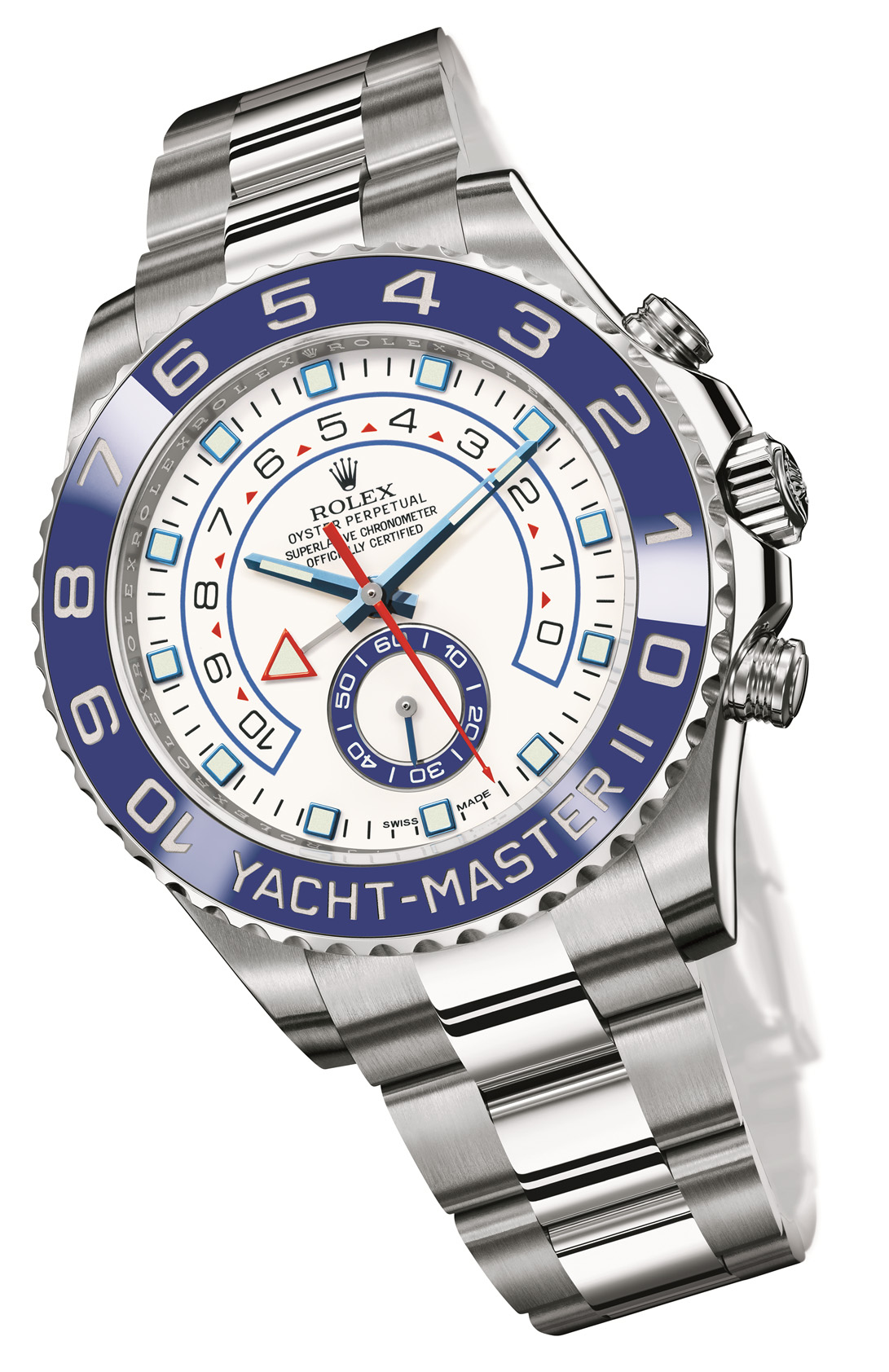Stainless Steel Rolex Yacht-Master II replica