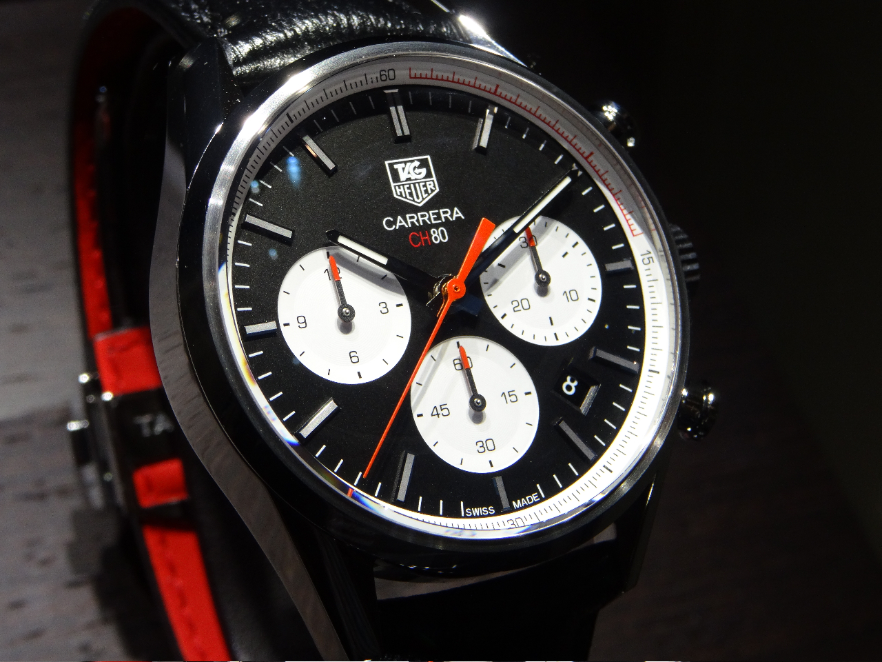 TAG Heuer CH 80 - Second Version
