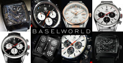 TAG Heuer Collection Baselworld 2014: The Good Mix