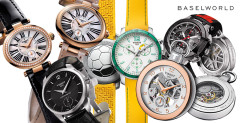 Tissot Collection Baselworld 2014 - The (almost) entire collection at a glance