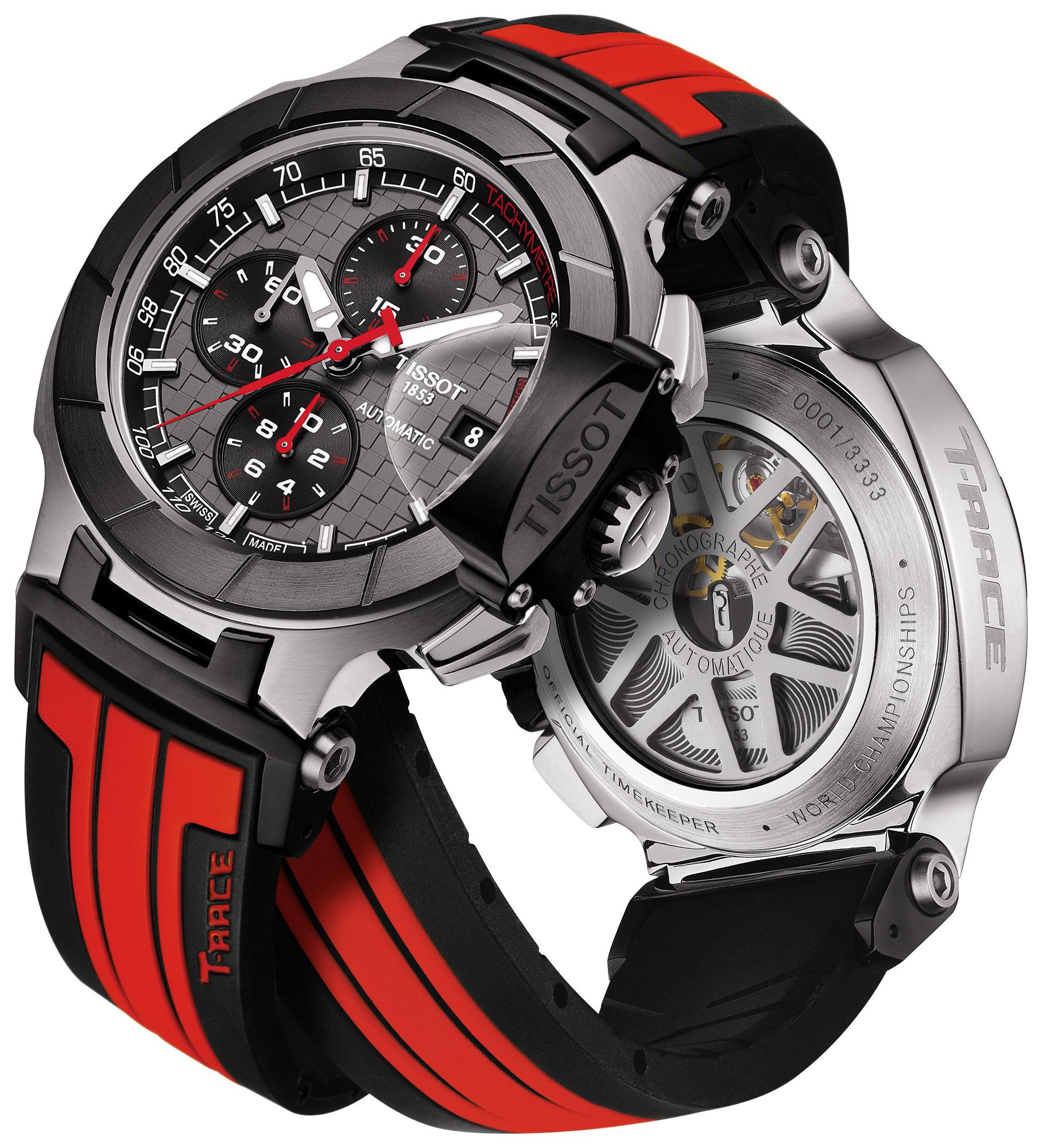 Tissot T-Race MotoGP Automatic Chronograph Limited Edition 2014