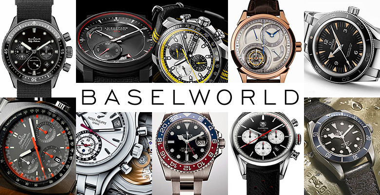TOP 10 Watches Of Baselworld 2014 of Jovan Krstevski