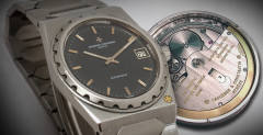 Vacheron Constantin 222 - The Other 70's Sport Luxury Watch