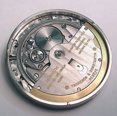 Vacheron Constantin VC 1120 Movement