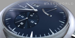 Zeitwinkel Manufacture Collection now available in Gold - Baselworld 2014