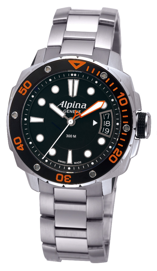 Alpina 300 Extreme Diver Midsize