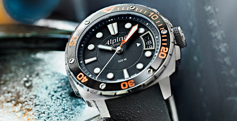 Alpina 300 Extreme Diver Midsize: I dive, you dive... She dives!