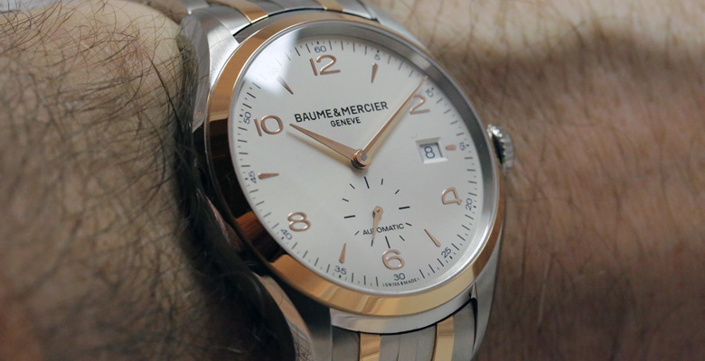 Baume & Mercier Clifton Ref. 10140 - Hands On