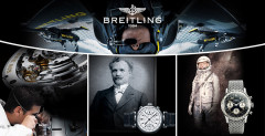 Breitling Brand History