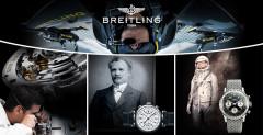 Breitling Brand History