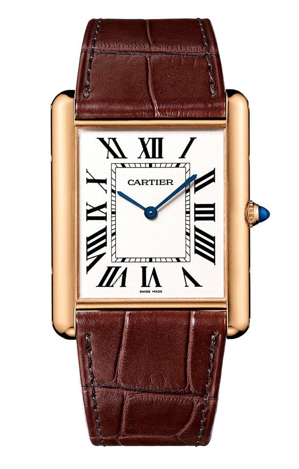Modern Cartier Tank