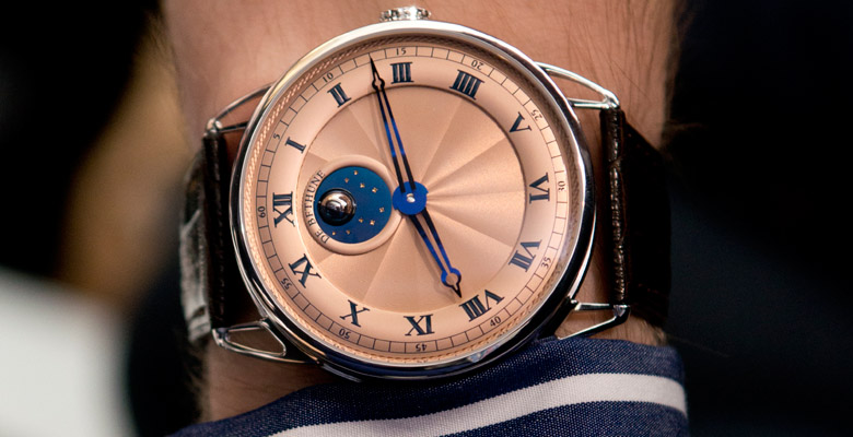 De Bethune DB25 LT Tourbillon Hands-On