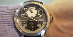 Girard-Perregaux Constant Escapement L.M. Hands-On