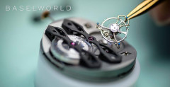 Girard-Perregaux Neo Tourbillon Three Bridges - Baselworld 2014