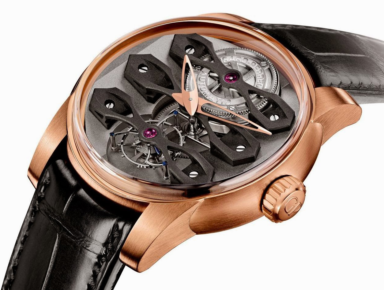 Girard-Perregaux Neo Tourbillon Three Bridges