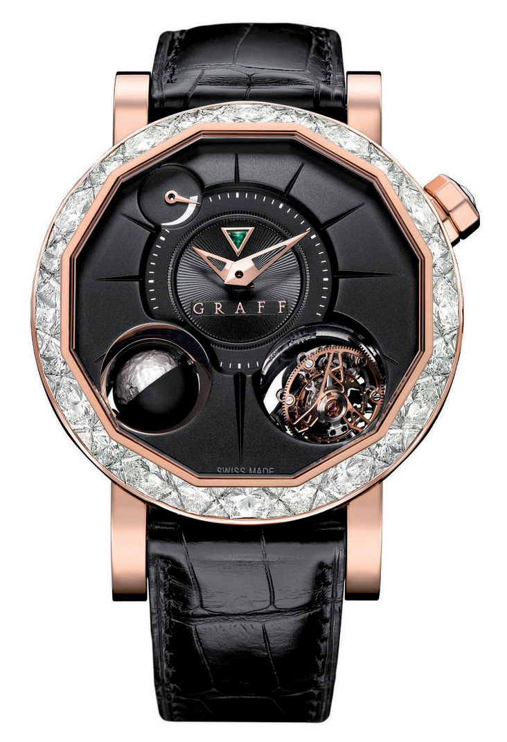 Graff GyroGraff Double-Axis Tourbillon Diamonds Limited Edition