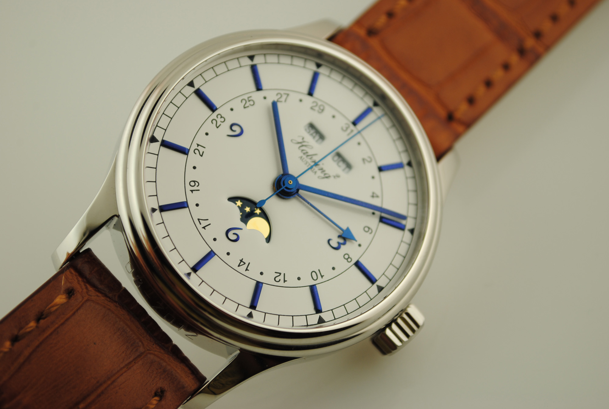 Habring² Watch - Jumping Second