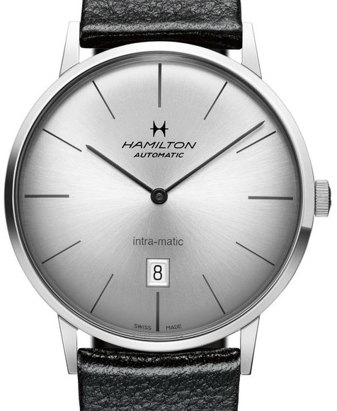 Hamilton Intra-Matic Watch - Dial