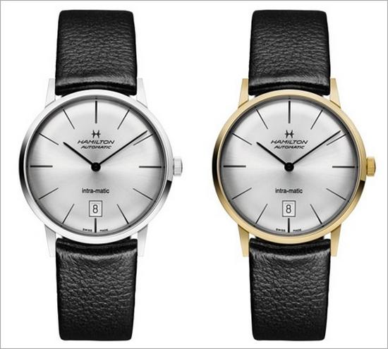 Hamilton Intra-Matic Watches