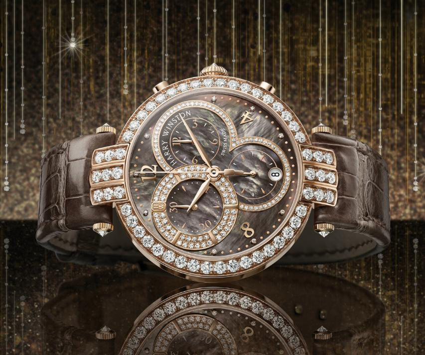 Harry Winston Premier Chronograph