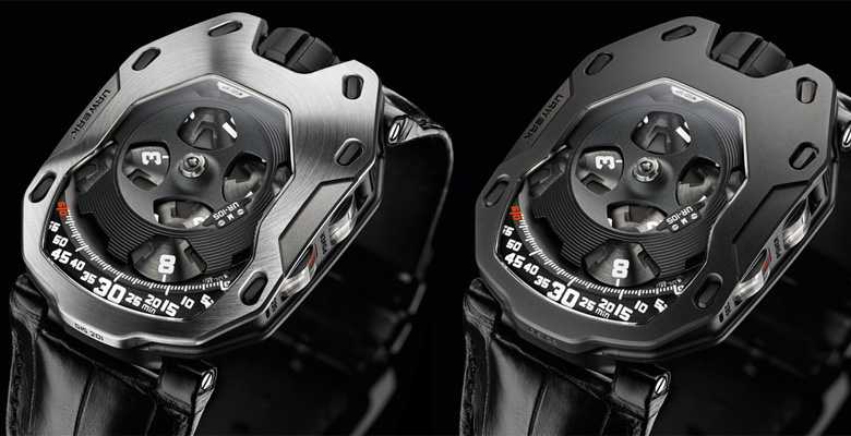 Introducing the Urwerk UR-105M