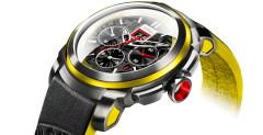 Chronograph Blazing Sun - The new shining star of JORDI Swiss Icon