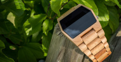 Kisai Xtal Wood LED Watch Design