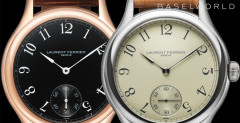 Laurent Ferrier Galet Micro-Rotor - Baselworld 2014