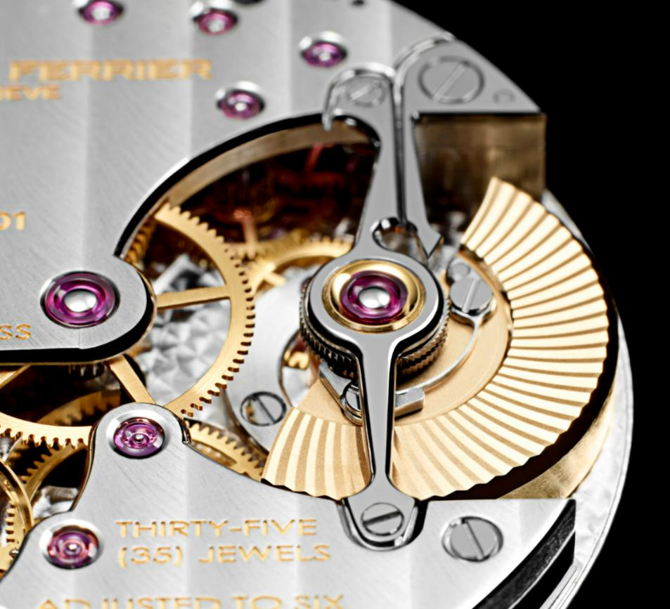 Laurent Ferrier Micro Rotor Movement