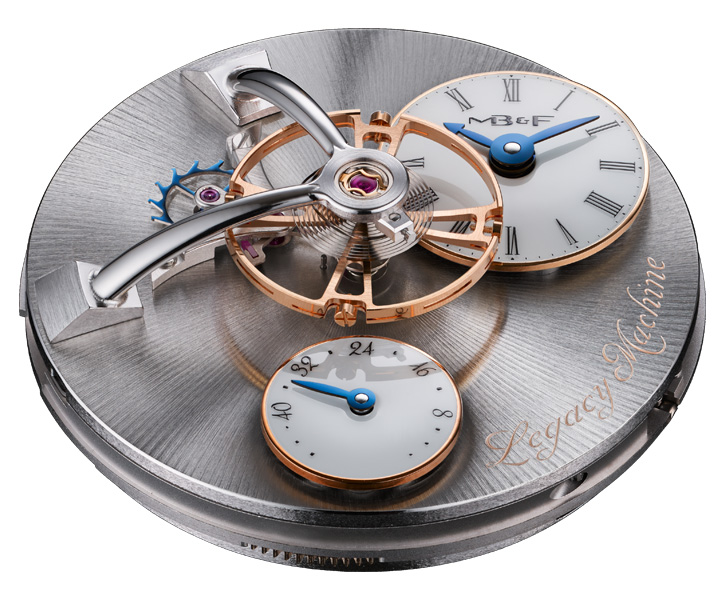 MB&F Legacy Machine LM101 - Caliber