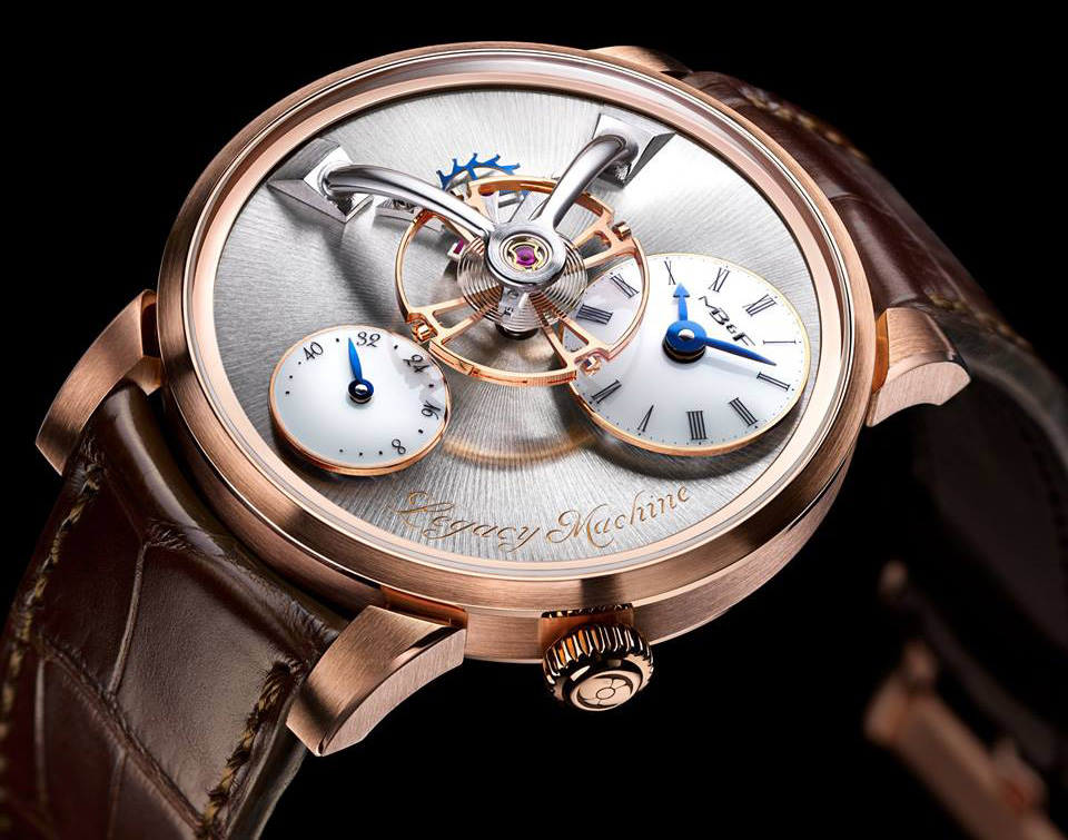 MB&F Legacy Machine LM101