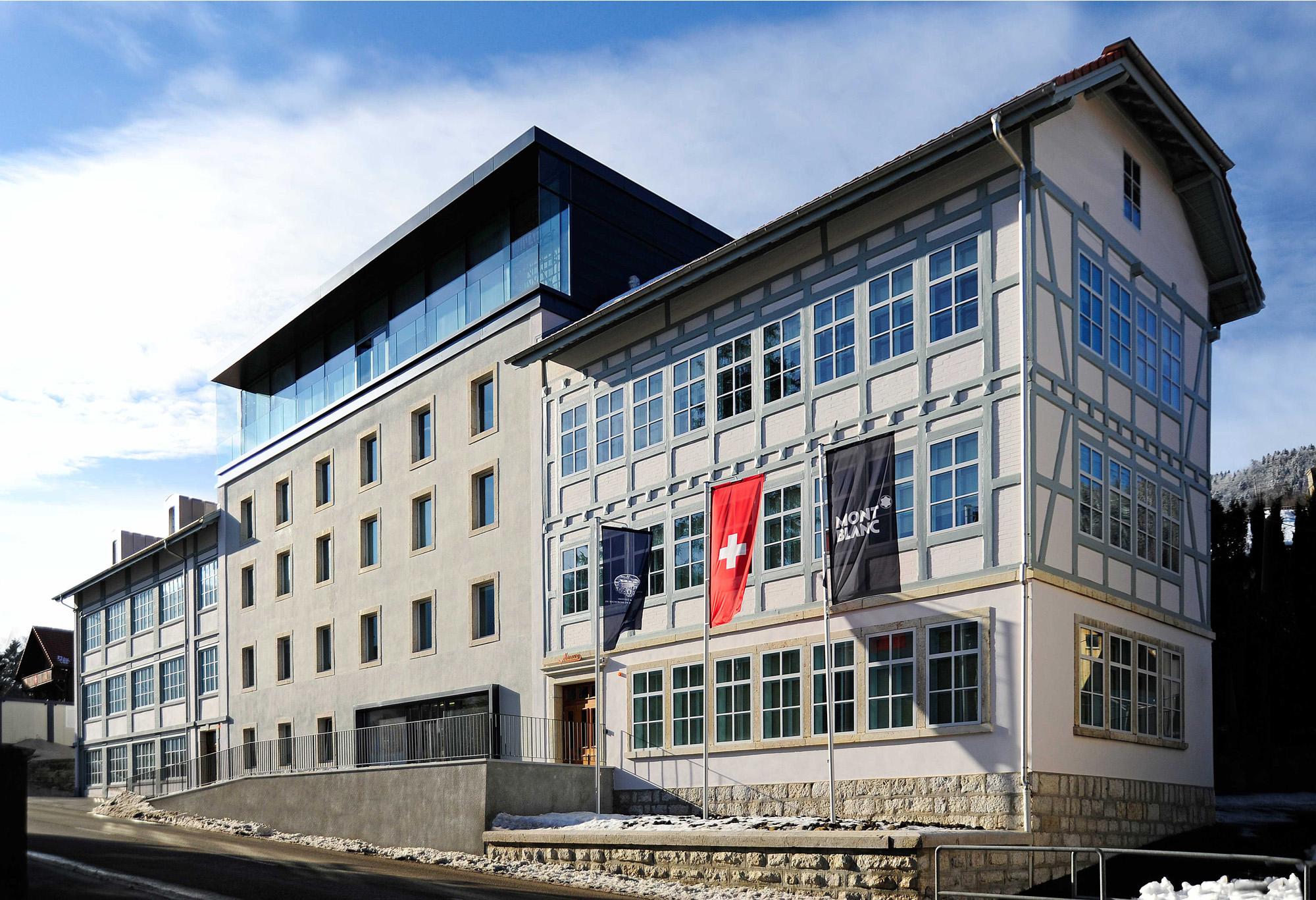 Montblanc Villeret Manufacture