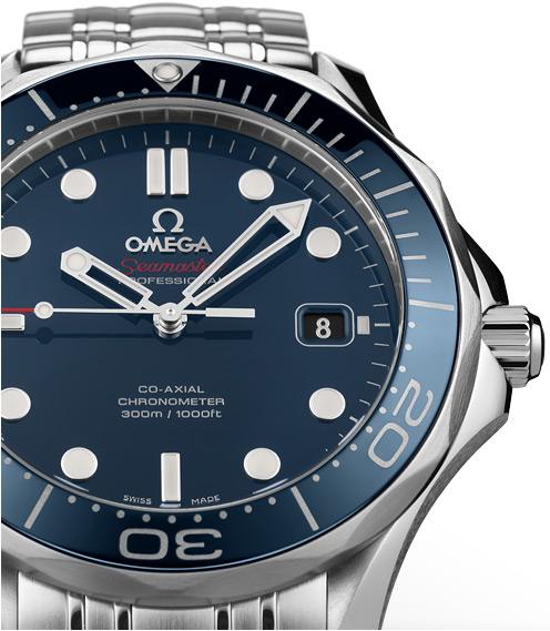 The Omega Seamaster Professional